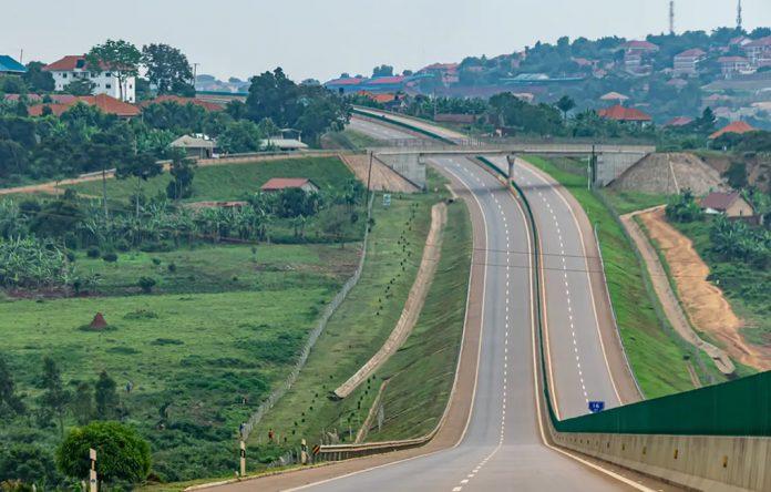 Kampala - Entebbe Express