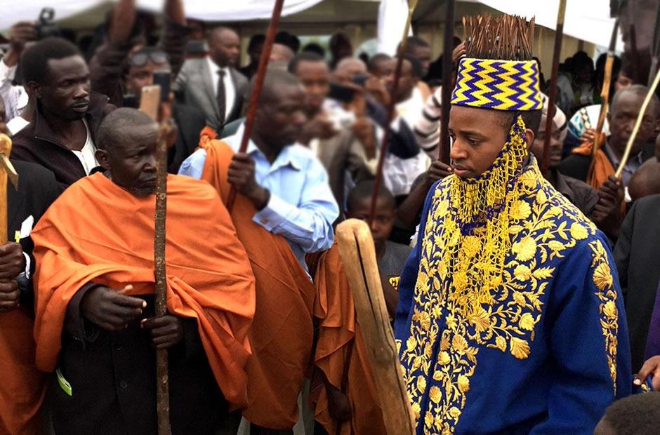 King Oyo at 26 Years