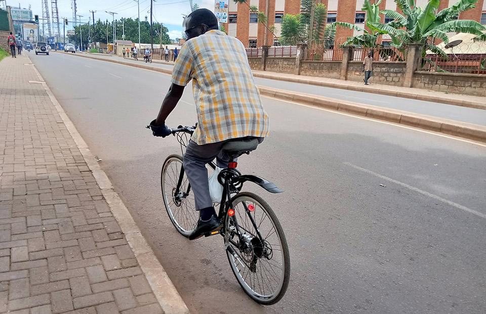 Kampala Cycling