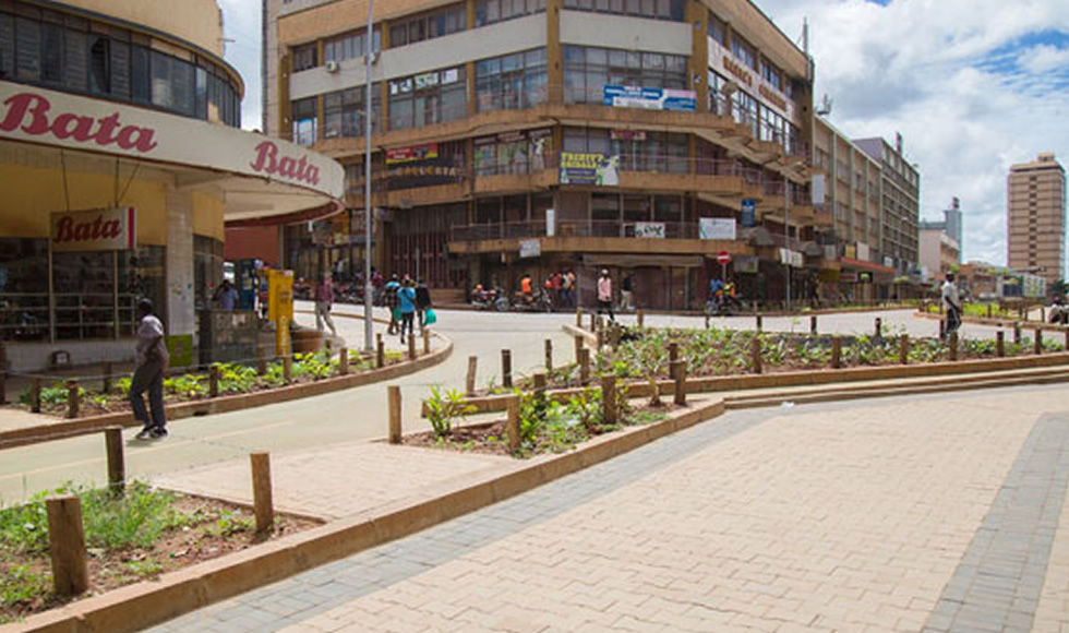 Kampala on Lockdown