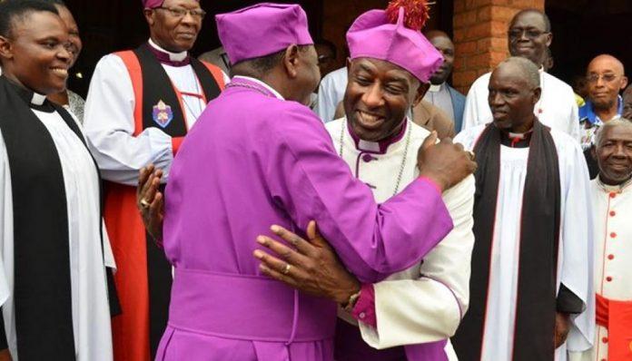 Archbishop Kazimba Mugalu