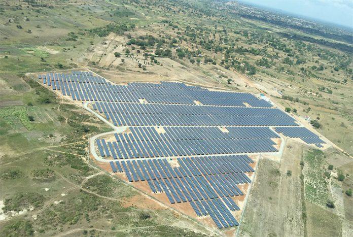 Soroti Solar Power