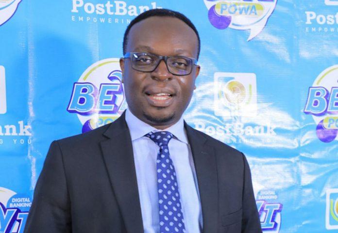 Julius Kakeeto of Post Bank