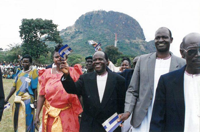 Land of Adhola